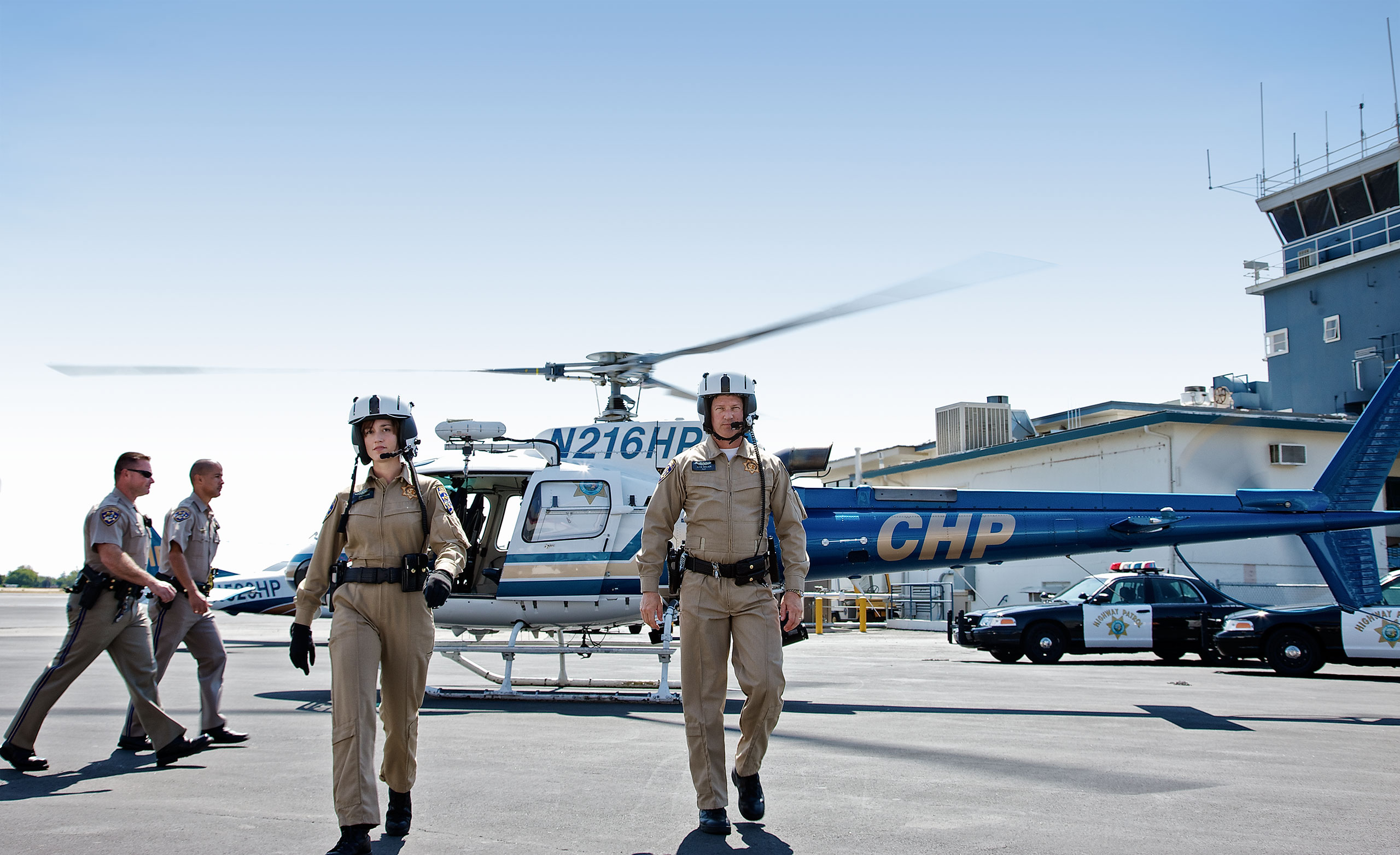 CHP Ad Campaign Helo 1